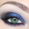 Макияж глаз для зеленых глаз
