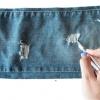 Рваные джинсы своими руками, мастер-класс