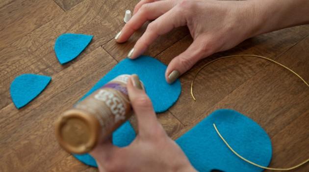 Как сделать повязку для сна своими руками