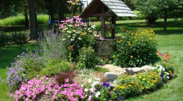 Оформление садового участка своими руками: альпийская горка