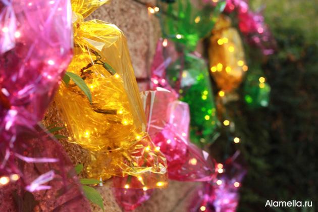 Органайзер с конфетами