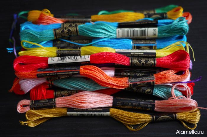 Мы покажем схемы плетения