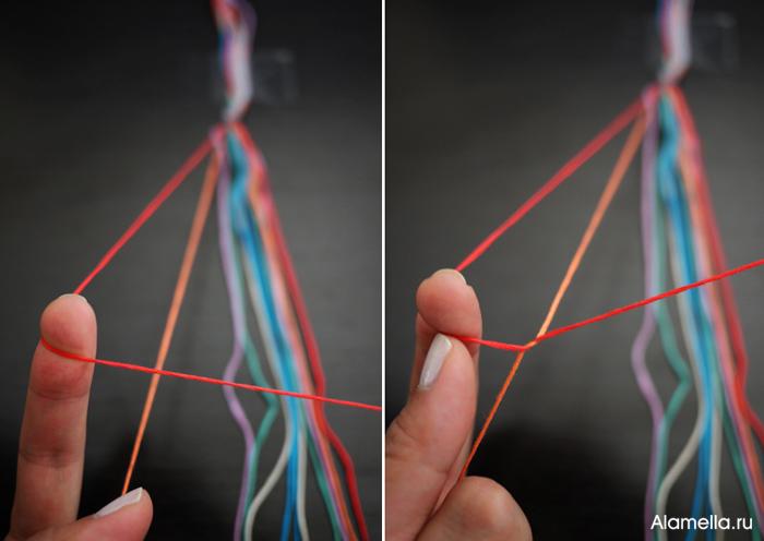 Как делать фенечки инструкция