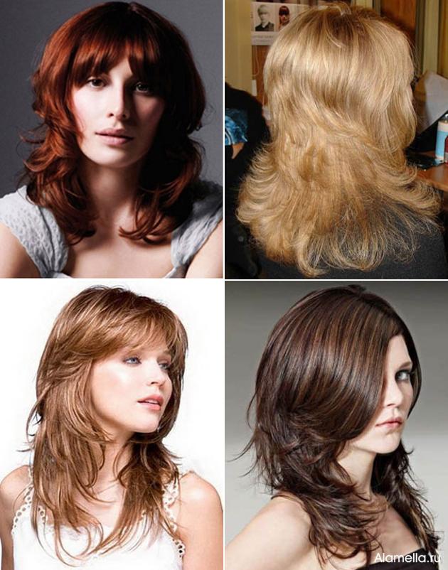 Рапсодия прическа на средние волосы фото
