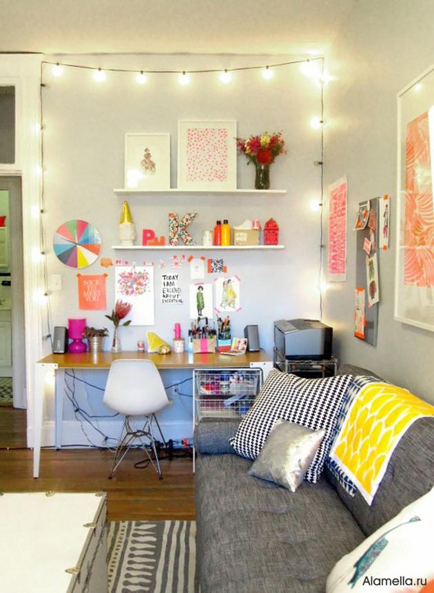 Идеи декора комнаты подростка своими руками