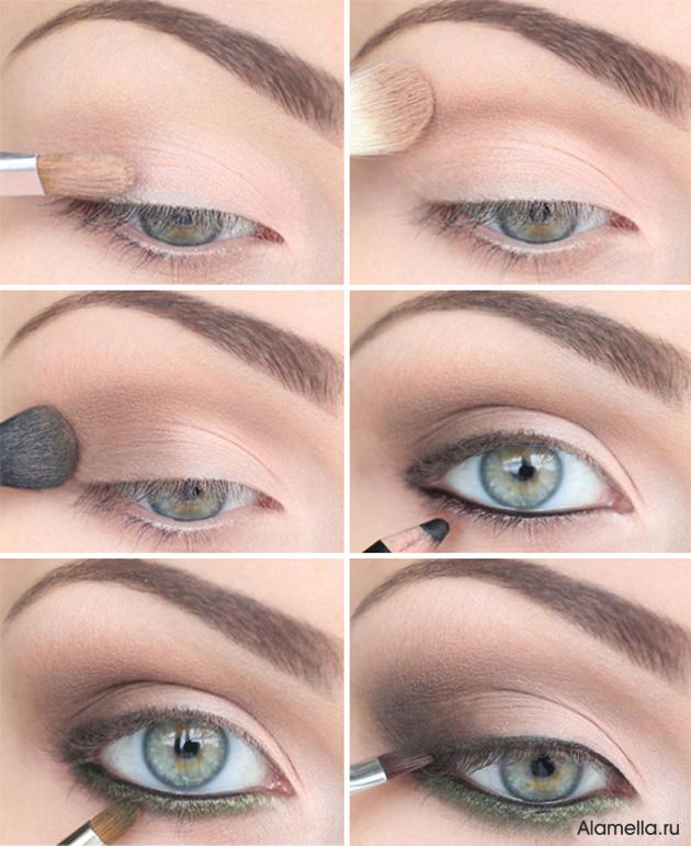 Матовый макияж- пошаговая техника нанесения matte makeup 91