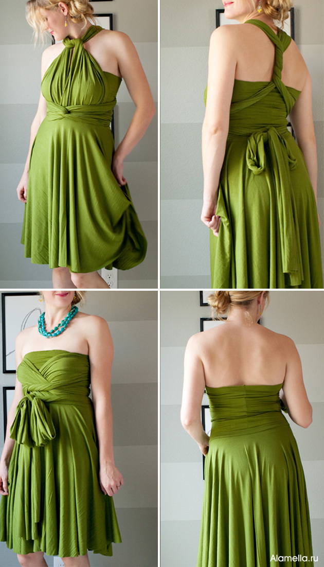 Сарафан платье трансформер