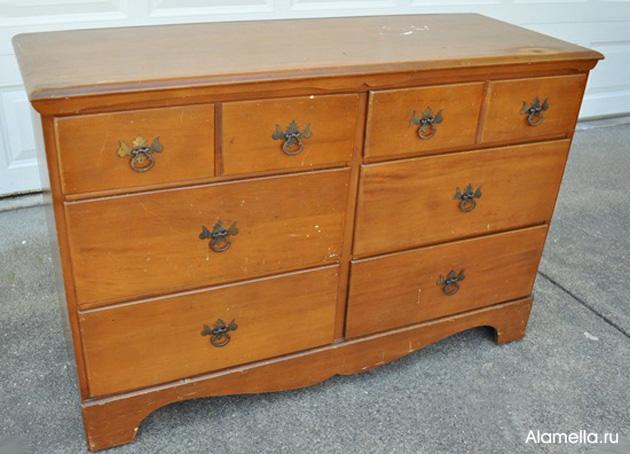 Мебель из старой мебели своими руками
